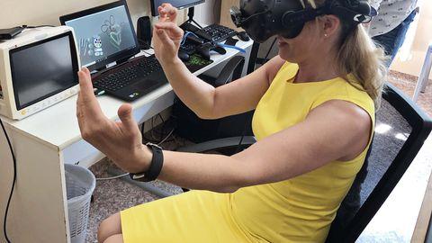 Virtuaalreaalsus arendab.