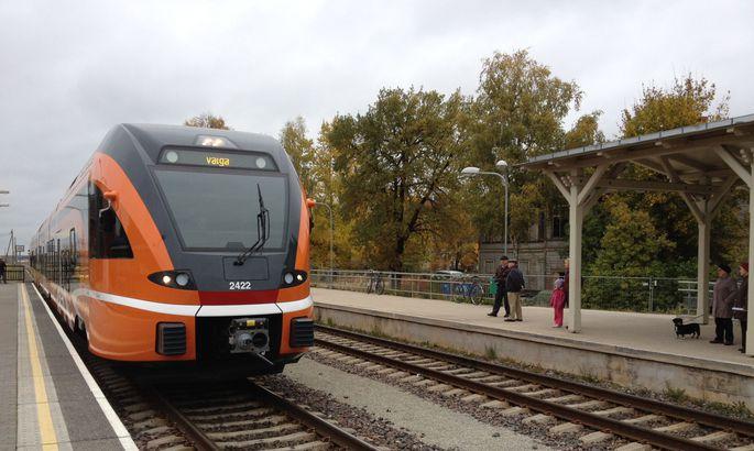 276f93f8b13 Uus diiselrong jõudis Tartusse. FOTO: Risto Mets / Tartu Postimees