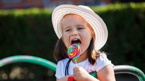 Laste maiustuste tarbimisel tasub silm peal hoida.