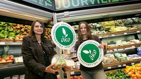 Mahetoodete osakaal on vaatamata suhtelisele hinnakallidusele meie toidulettidel üha suurem.