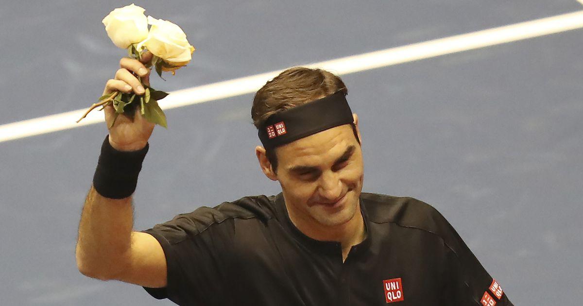 Video: kuueaastane jaapani klutt teeb Federeri järgi