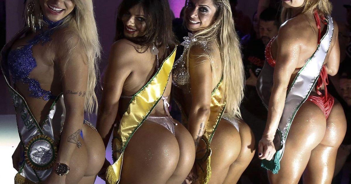 что должен видео девушки бразильянки испуг прошел вместе