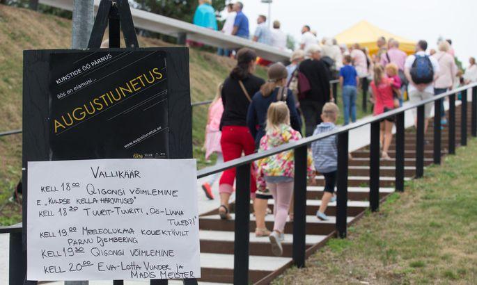 707609045ed Augustiunetuse meeskond võtab aja maha - Uudised - Pärnu Postimees