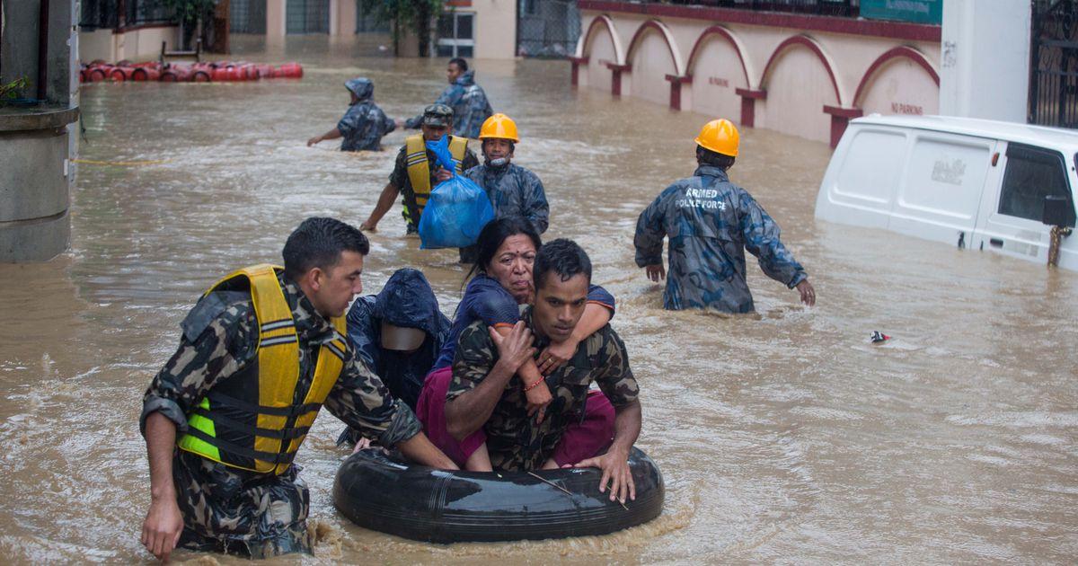 Nepalis ja Indias sai tulvades surma 28 inimest