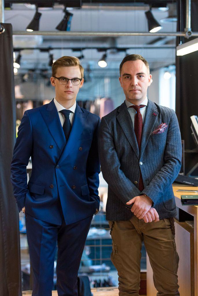 c918213ff8c Jüri Pootsmannile Eurovisiooni ülikonna disaininud Antonio: meeste ...