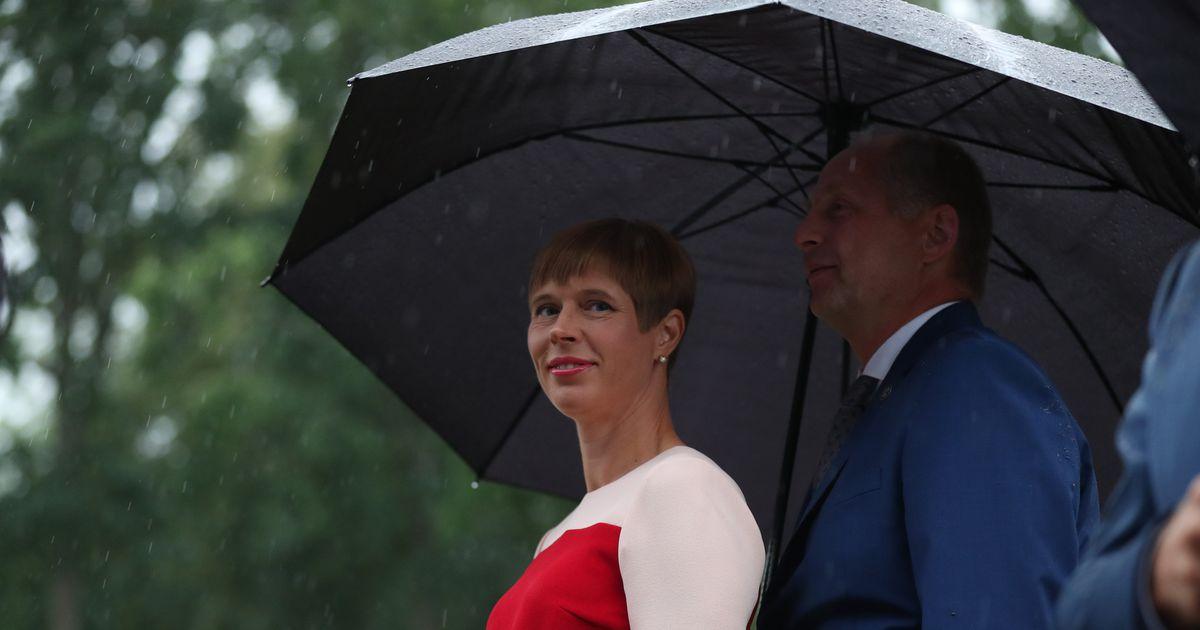 Kersti Kaljulaid: me vastutame. Enda ja teiste eest