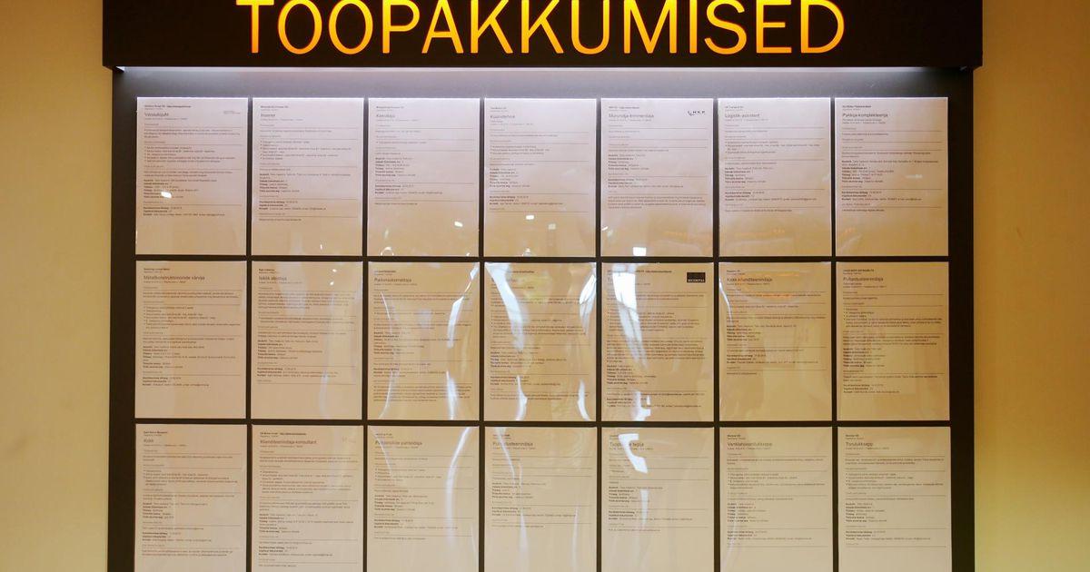 Eesti on nüüd Baltikumis ainus riik, kus palga avalikustamine pole kohustuslik