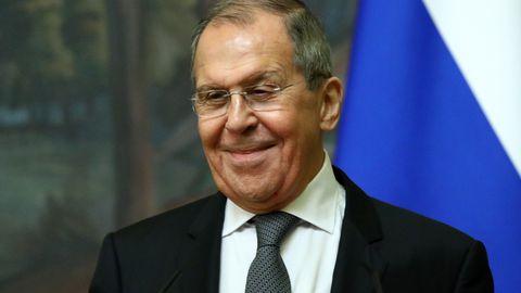 Lavrov: Venemaa on valmis suhete katkemiseks Euroopa Liiduga