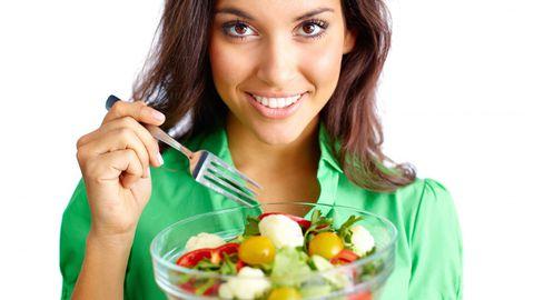 Õige toitumine aitab olla terve.