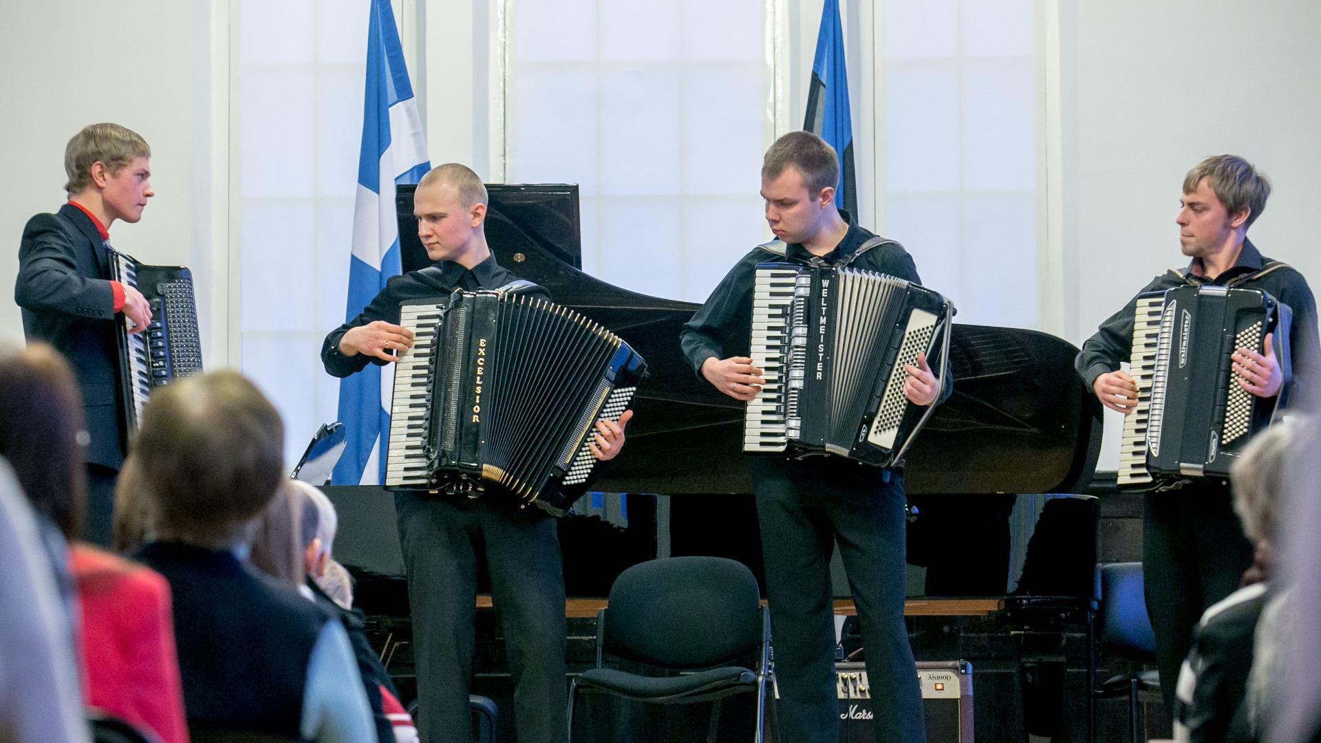 Vilistlased naasevad muusikakooli juubeliks koju