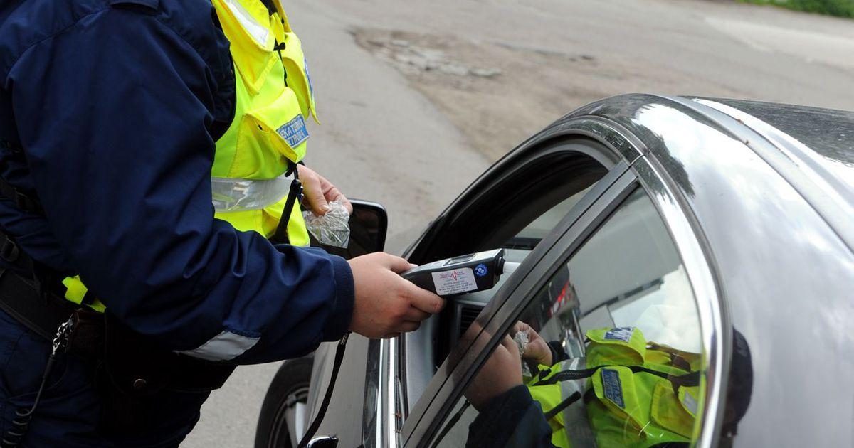 Курских водителей снова проверят на трезвость