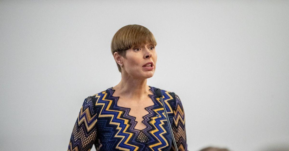 Tänavuseks pressisõbraks valiti Kersti Kaljulaid
