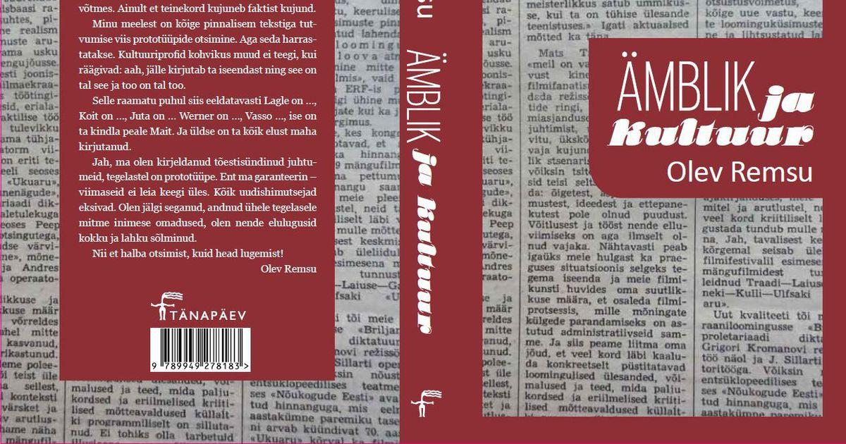 7b50fac9ea9 Kuidas tehti kultuuriajakirjandust Nõukogude Eestis? - Kirjandus - Kultuur