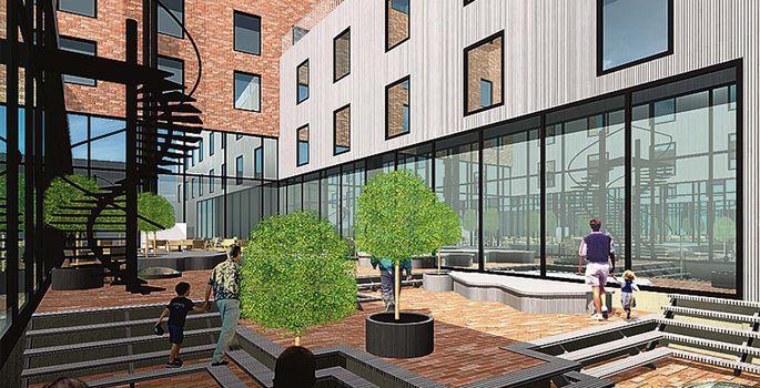 b189904cbd0 Otepää kesklinna kerkib viiekordne hotell–spaa - Uudised - Lõuna ...