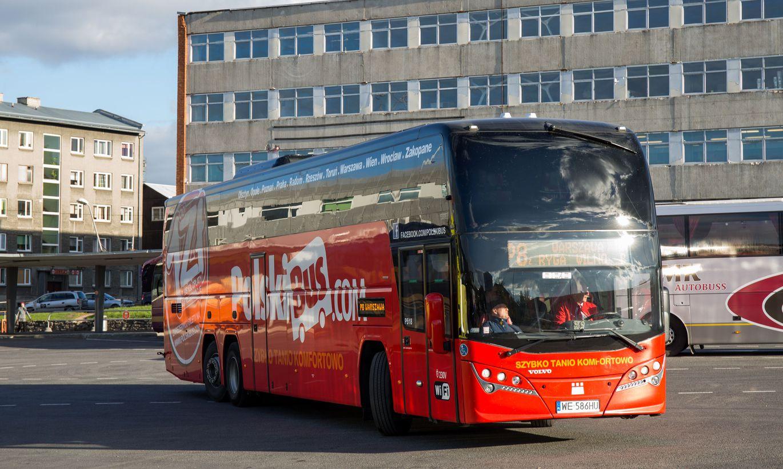 Superbus Tallinna Pärnu