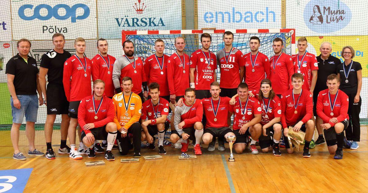 Põlva Serviti jäi koduse turniiri finaalis alla Peterburi Nevale