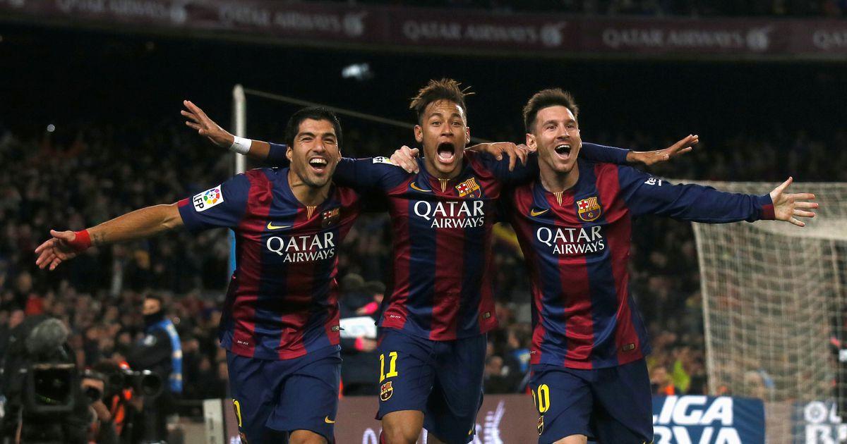 Messi: mina soovinuks Neymari näha Barcelona ridades