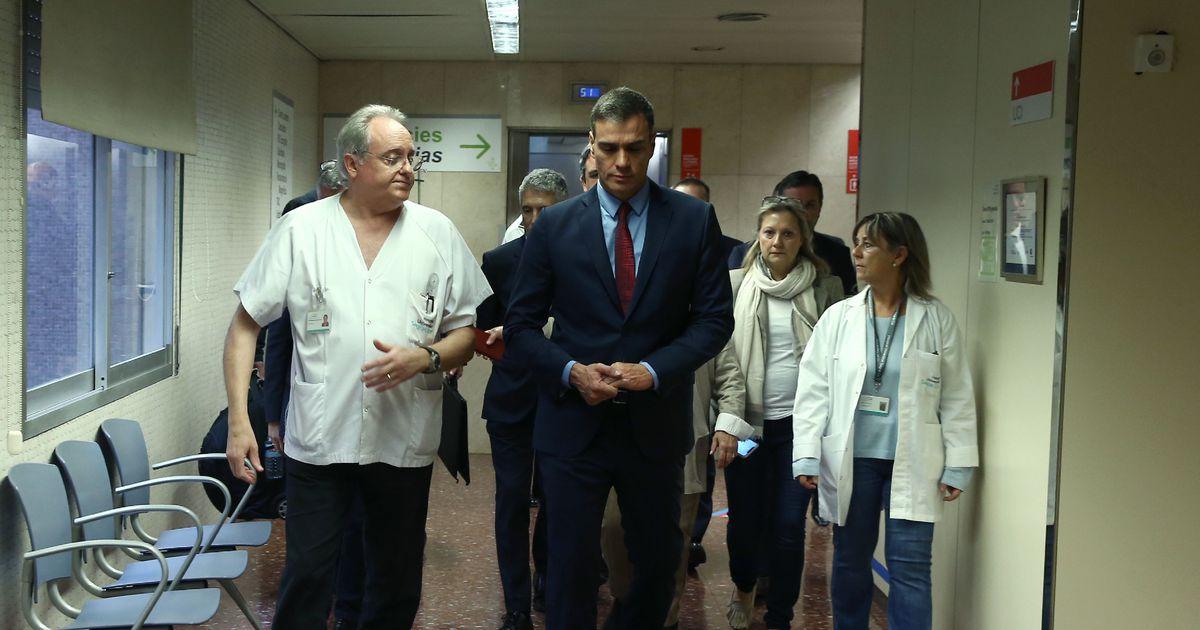 Sánchez rõhutas Barcelonas Hispaania valitsuse kindlameelsust