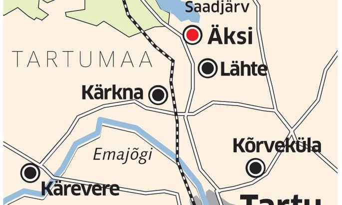 c91fdce6083 Jääaja teemapargi ehitus läheb lahti - Uudised - Tartu Postimees