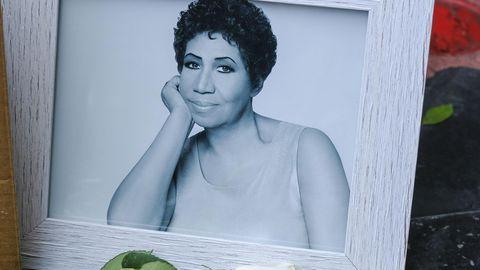 Aretha Franklini mälestamine.