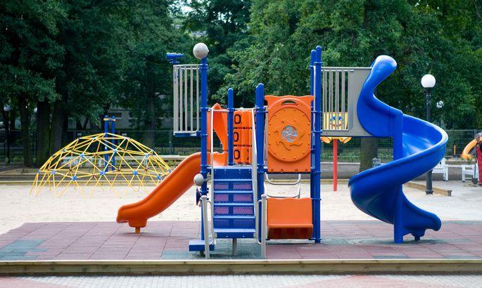 1607b619c36 Video: Kadrioru pargis valmis laste mänguväljak - Tallinn ...