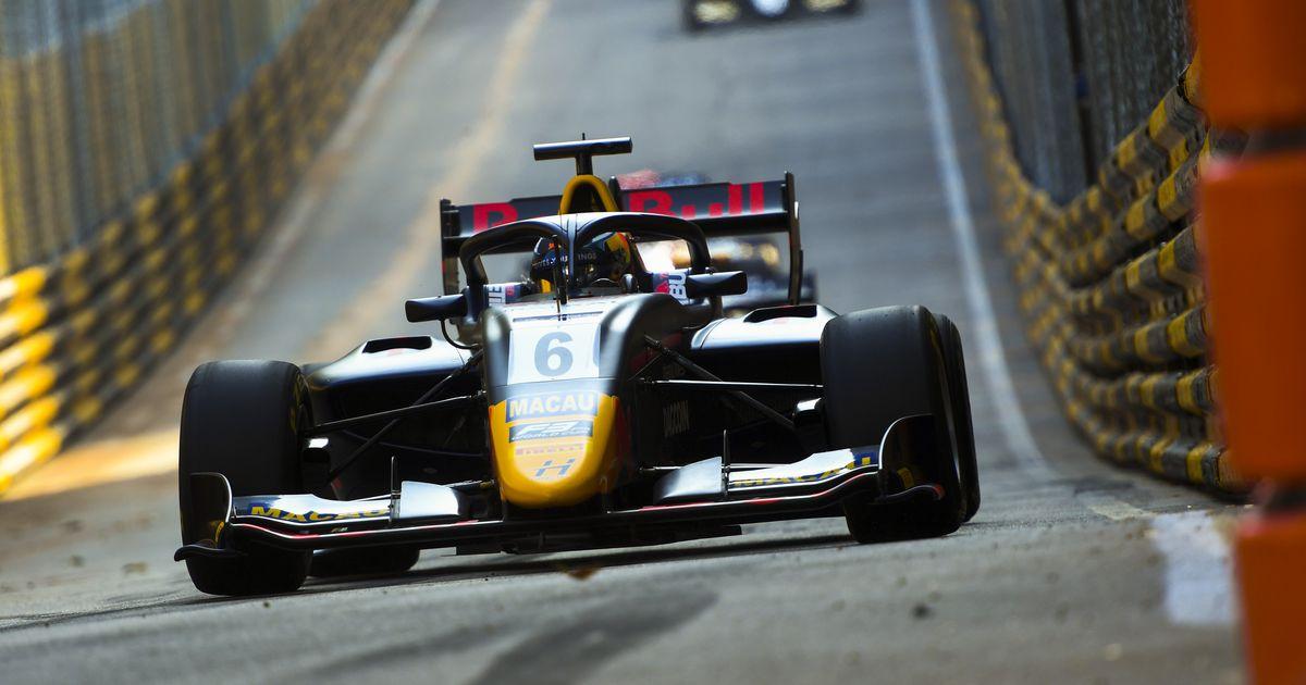 Jüri Vips lõpetas legendaarse Macau GP teisel kohal
