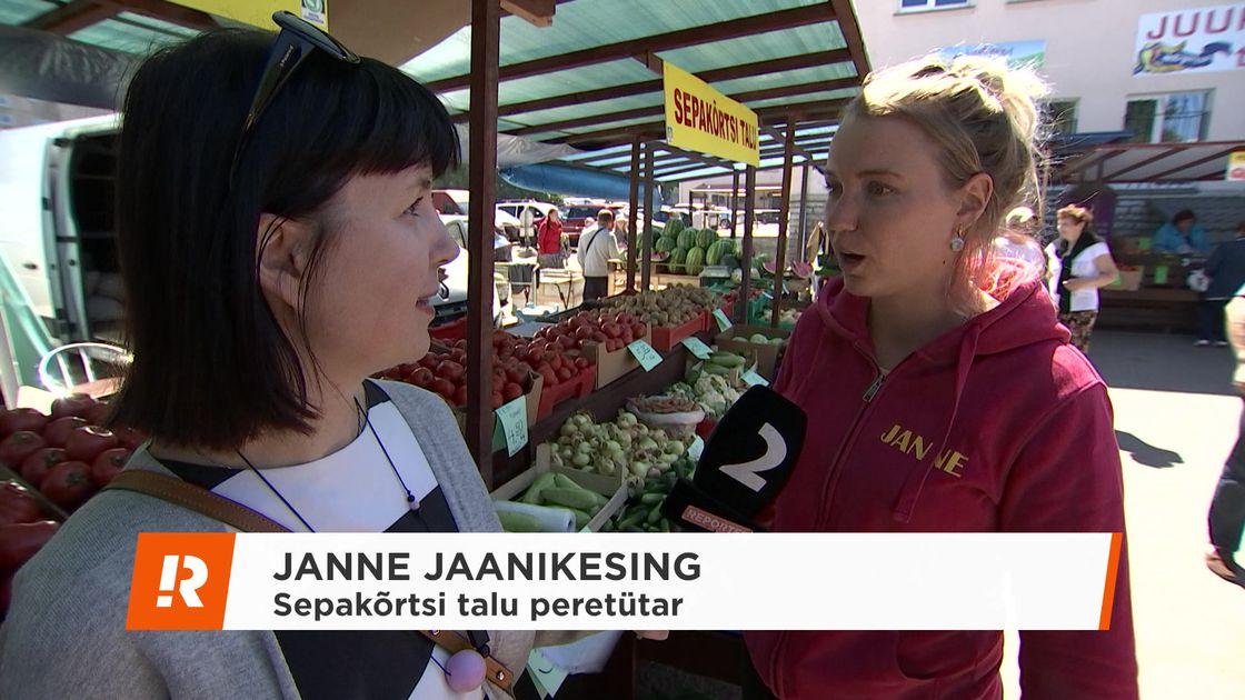 8f5f82e9fa7 Reporter: Maasikakasvatajad häiritud Sepakõrtsi juhtumist - Postimees TV -  videod, saated, ülekanded