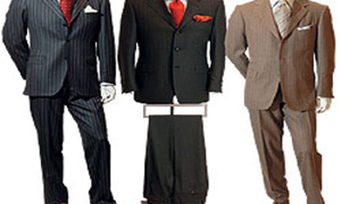 6090bb5c9285 Как правильно подобрать мужской костюм  - Мода - TVNET Красотка ...