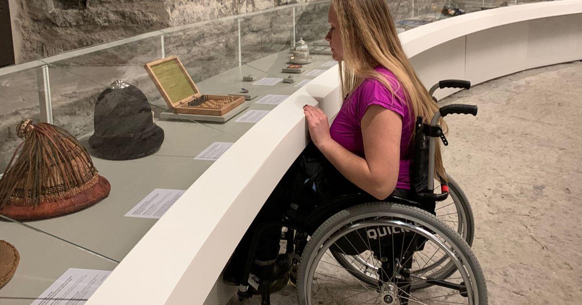 Meremuuseum on esimene, mis on tehtud ligipääsetavaks erivajadustega inimestele