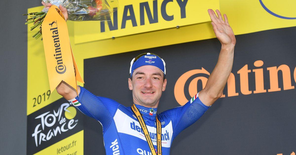 Tour de France'i neljanda etapi võitja Viviani vahetab klubi