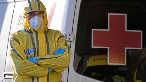 Punane Rist taotleb ligi 825 miljonit dollarit viirusetõrje meetmeteks