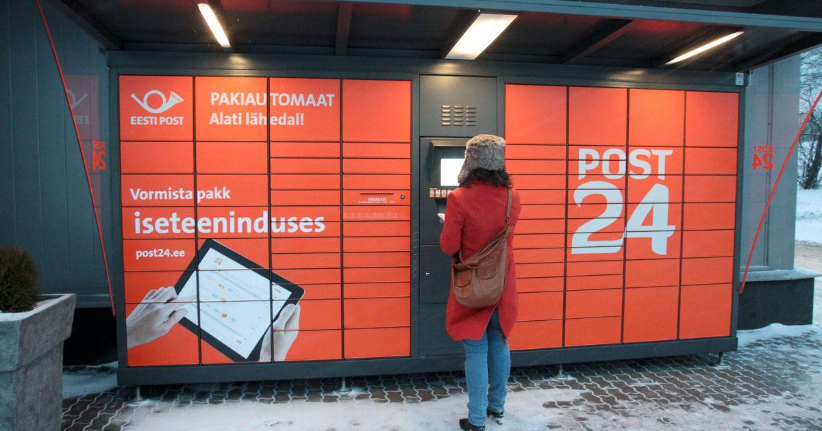 d05719885b3 Pärnu-Jaagupi saab pakiautomaadi - Paberleht - Tasuline - Pärnu Postimees