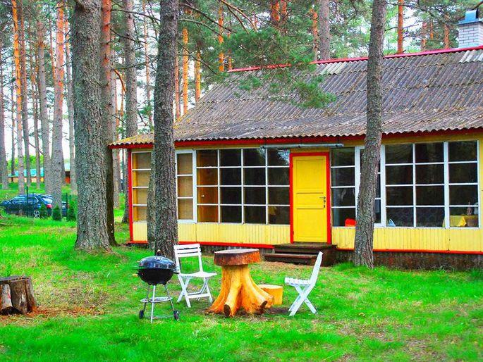 Дом в эстонии на берегу моря уральские авиалинии москва дубай