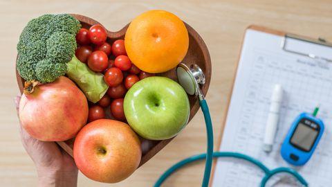 Toitumisega on võimalik diabeeti ennetada.