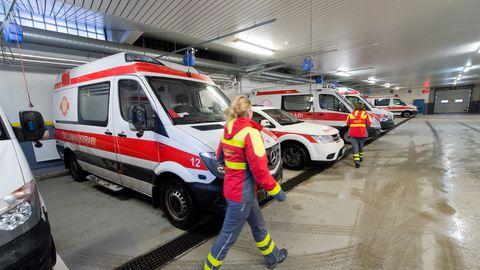Tallinna kiirabi.