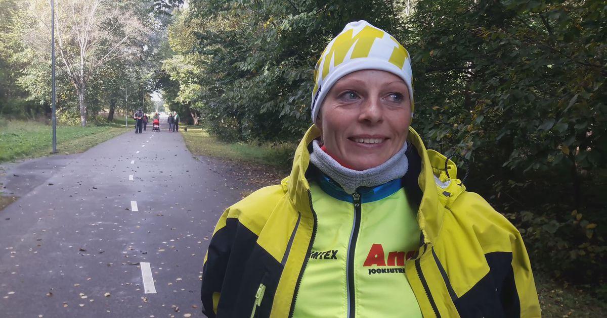 VIDEO Eesti tipp-purjetaja Marjaliisa Umb läbis Sillamäe ultrajooksul ööpäevaga ligemale 179 kilomeetrit