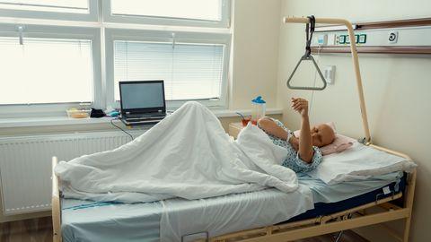Eestis on vähiravi maailmatasemel. Pilt on illustratiivne.