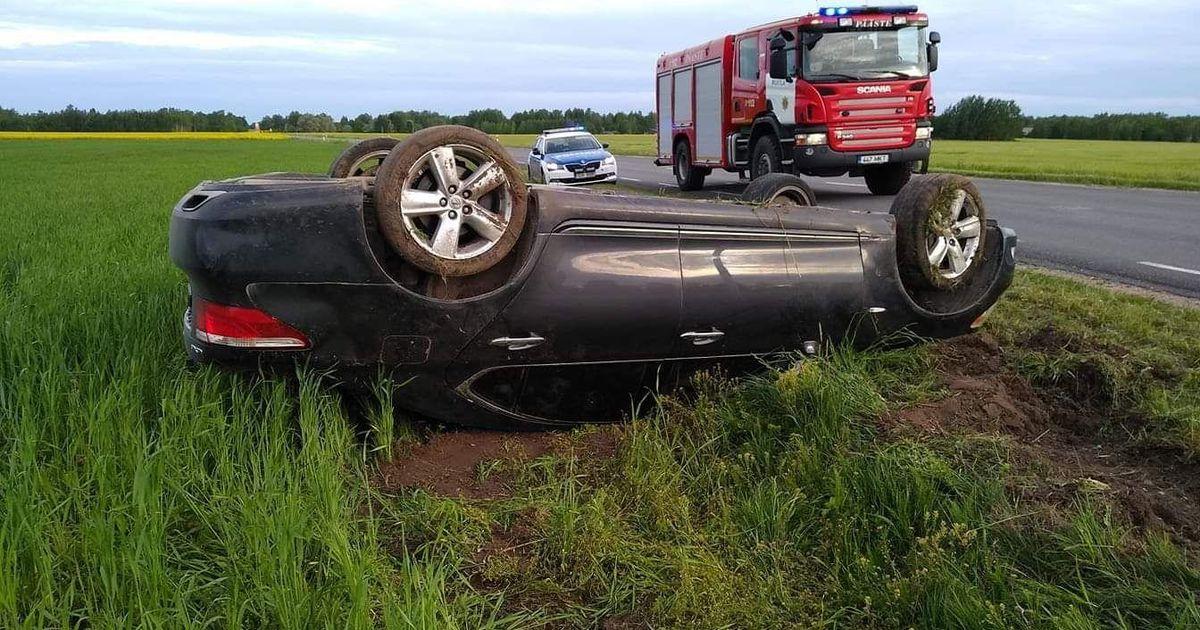 Kõige sagedamini põhjustasid õnnetusi Lexused