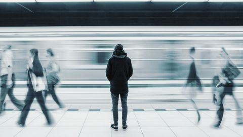 Üksildus mõjutab tõsiselt inimeste tervist.