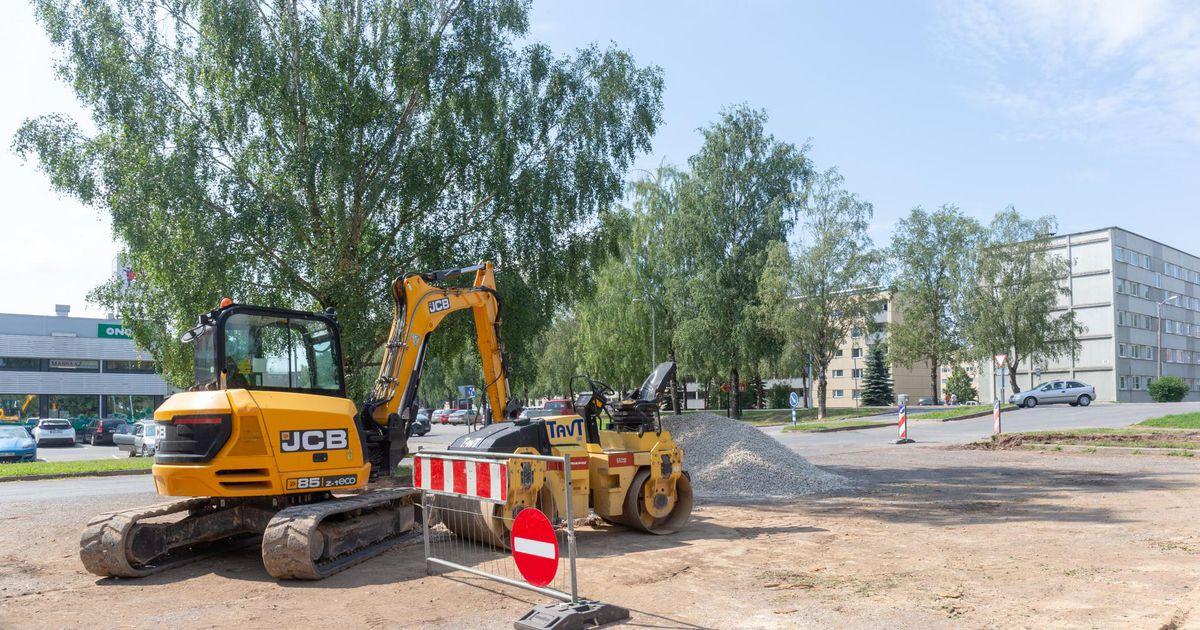 Viljandi saab sel aastal mitu uut kõnniteed