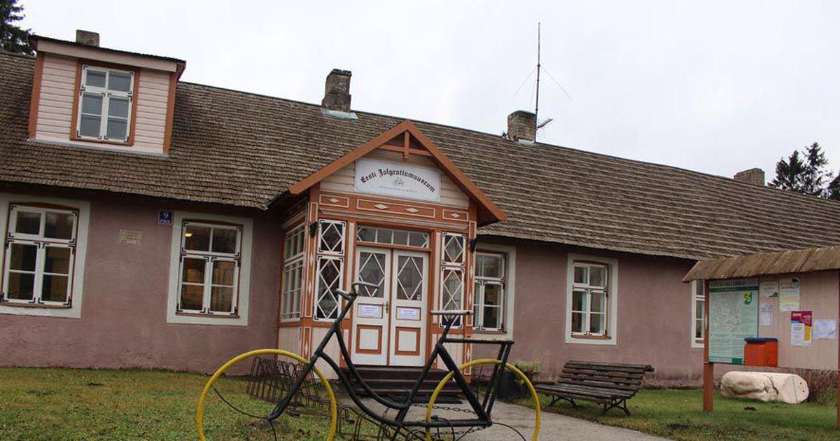 Väätsa jalgrattamuuseumis toimub täna teedeajaloo päev