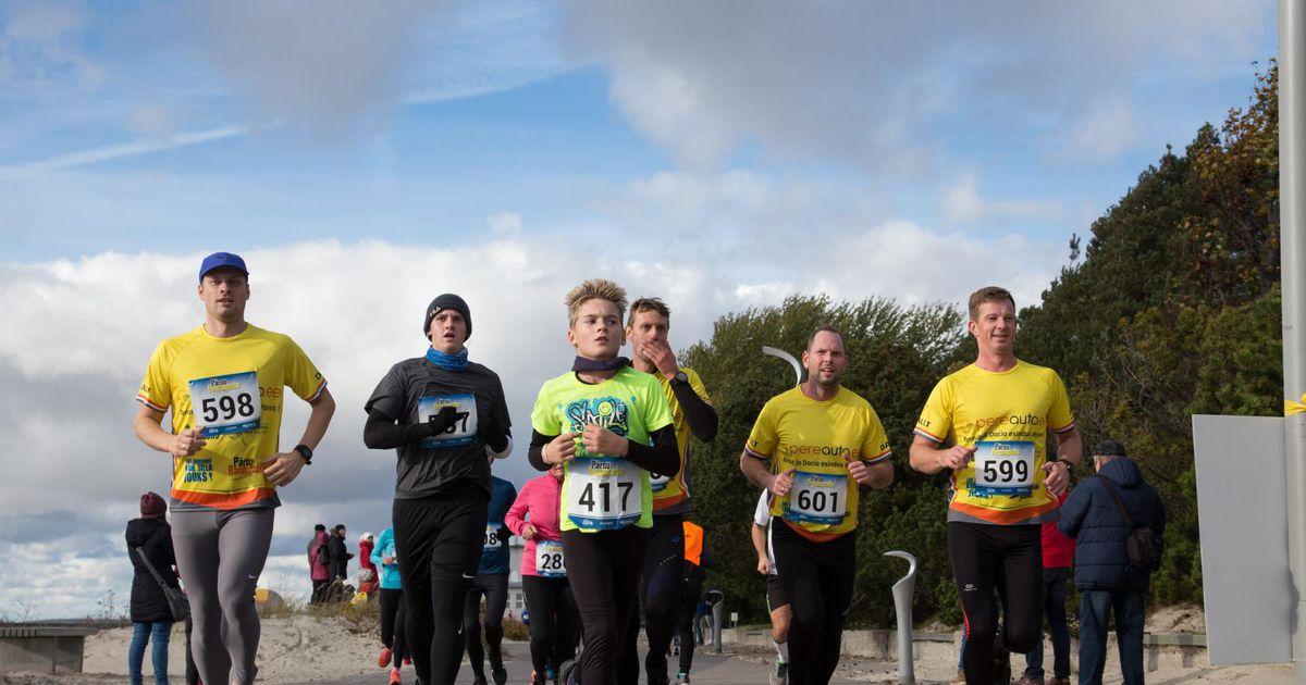 Pärnu Rannajooks tõotab lüüa rekordi