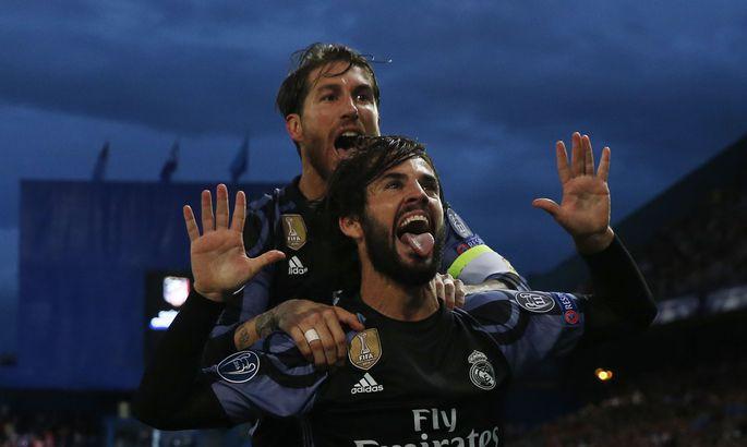 0afb630f7e5 ... ja Sergio Ramos võivad rõõmustada - Madridi Real on teist aastat  järjest ja viimase nelja aasta jooksul kokku kolmandat korda Meistrite liiga  finaalis.