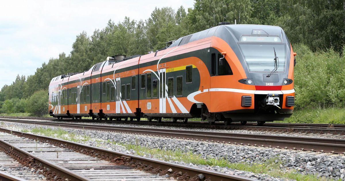 Rongireisijate arv Tartu ja Valga vahel vähenes