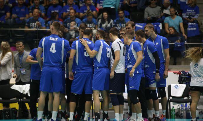 791ed3a6d13 Eesti võrkpallikoondis sai teada EM-finaalturniiri vastased ...